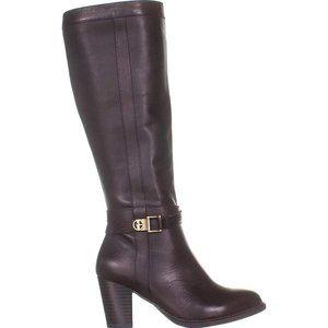 NWB Giani Bernini Women's Rozario Wide Calf Boots